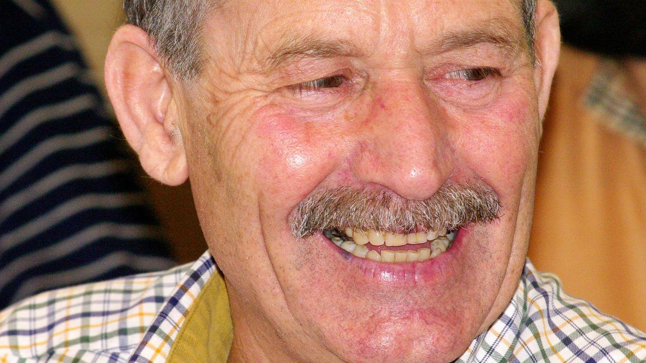El tenor, extrabajador del sector naval y deportista veterano Manuel Bardancas falleció a los 71 años de edad