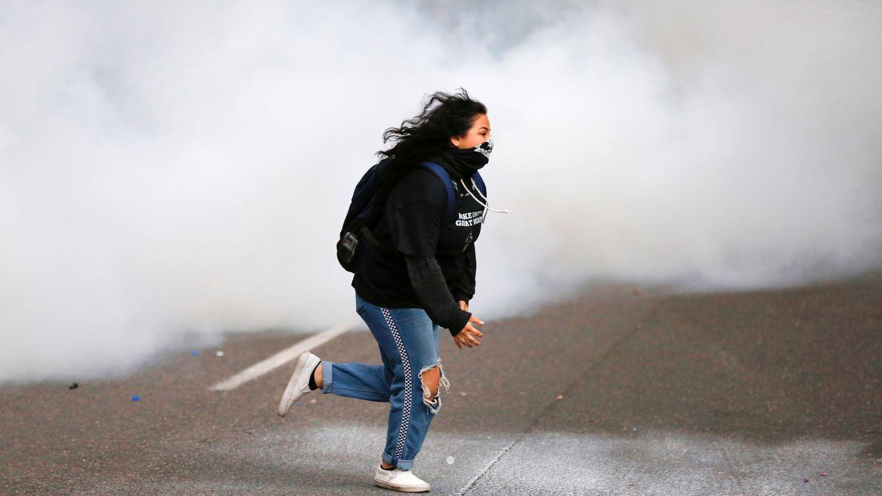 Protestas en Portland, Oregón