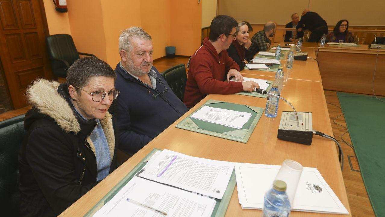 Búscate en la Festa do Porco Celta en Sarria.El juez del Tribunal Supremo Manuel Marchena