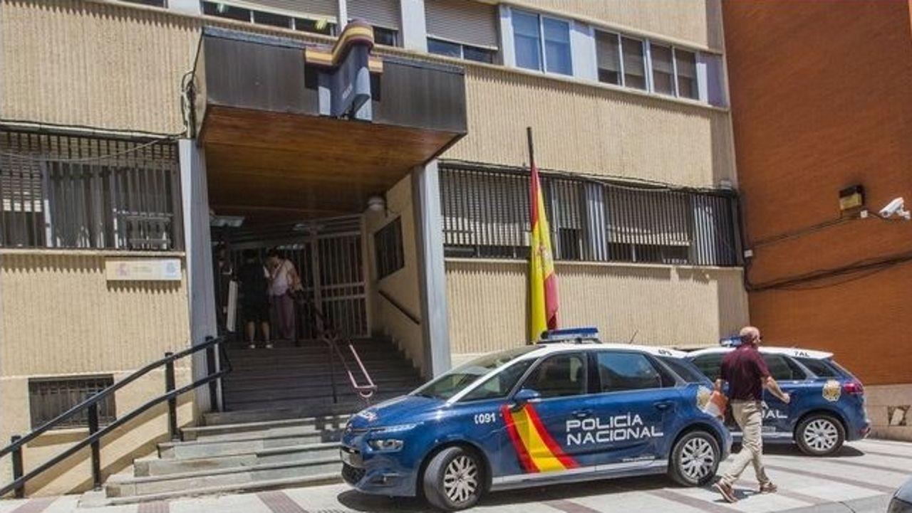Imagen de archivo de la Policía Nacional en Ciudad Real