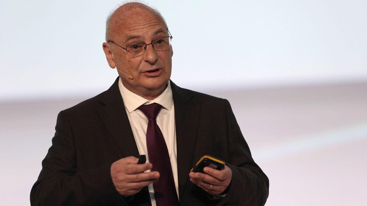 Francis Mojica, el candidato español al Nobel