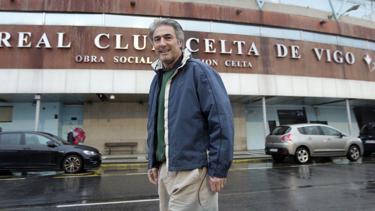 Celeiro trabaja desde hace más de veinte años como comercial de productos médicos