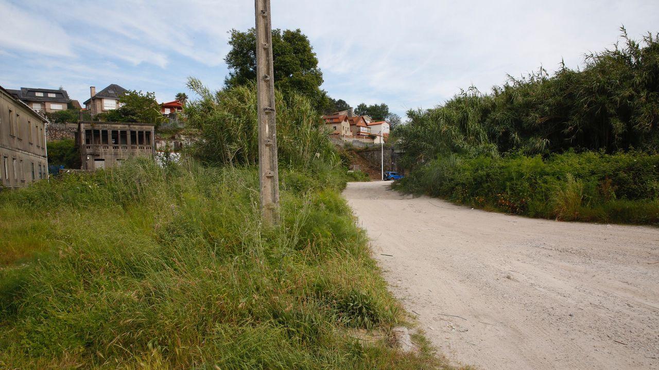 Los ediles del BNG ya apostaron en el pasado mandato por peatonalizar A Mosqueira