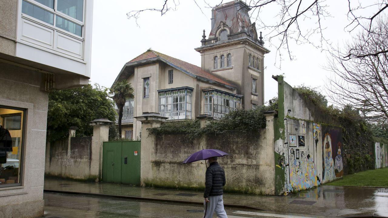 La Penela adquirió el emblemático edificio diseñado por Ucha en el año 2017