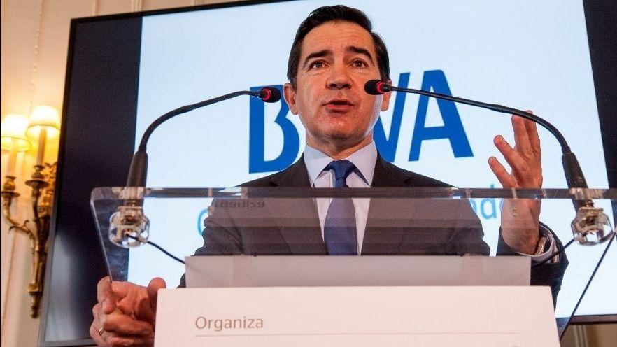 Carlos Torres preside el BBVA