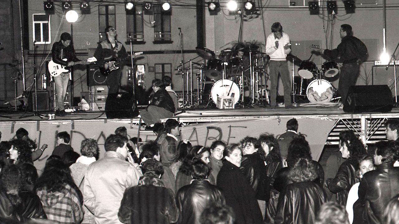 Imagen de archivo de la planta del Grupo Lence en el polígono de O Ceao