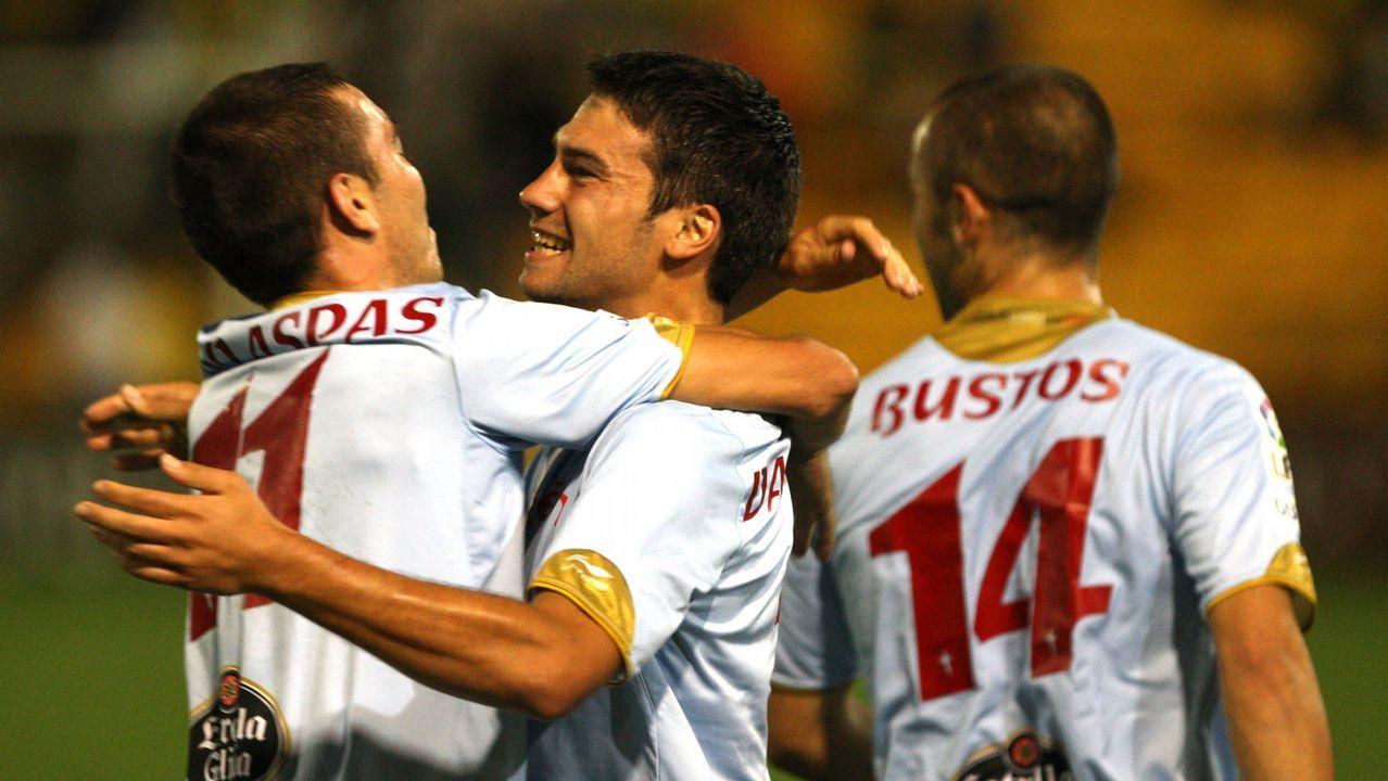 48 - Alcorcón-Celta de Copa (3-2) el 1 de septiembre del 2010