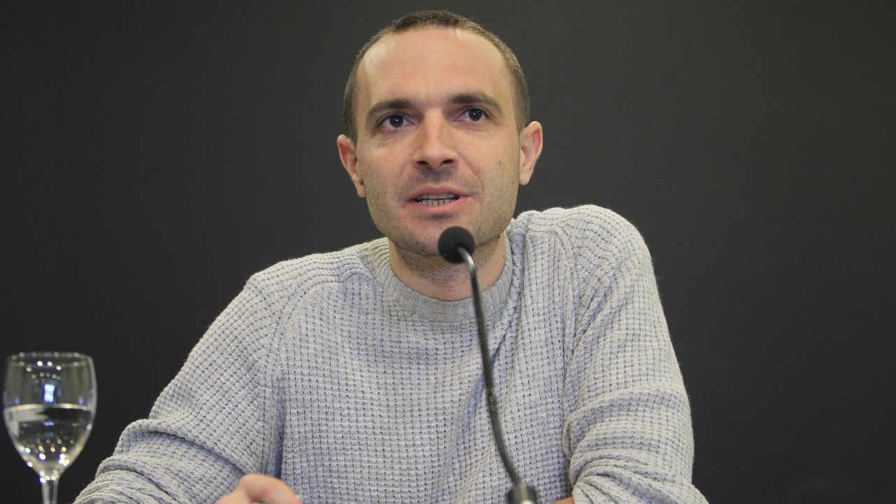 Luis Alegre, autoexcluido. Fue otro de los fundadores de Podemos. Dejó el liderazgo en Madrid tras rechazar hacer una limpia en la federación