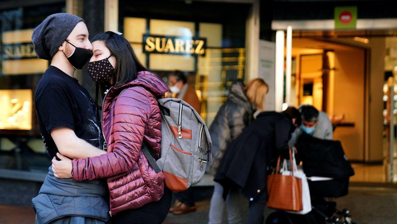 El País Vasco ha reabierto la hostelería en los municipios en los que ha bajado la incidencia
