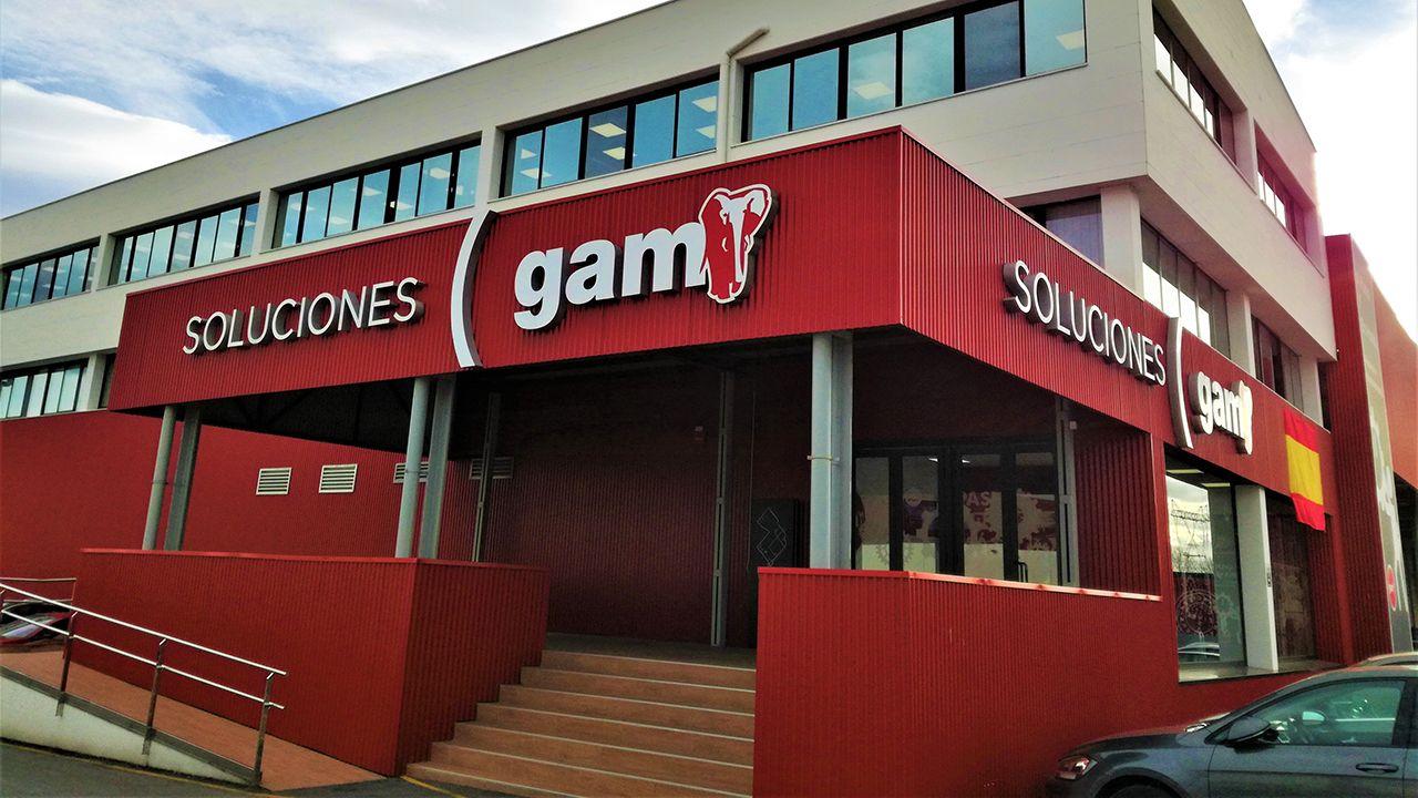 Instalaciones de GAM