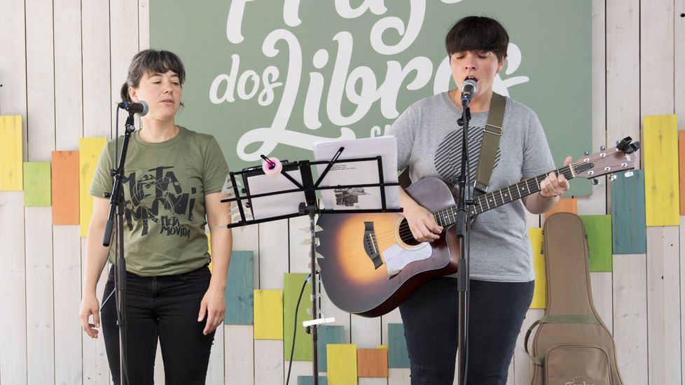 María Lado e Lucía Aldao presentarán a gala de entrega do premio Florencio Delgado Gurriarán de poesía