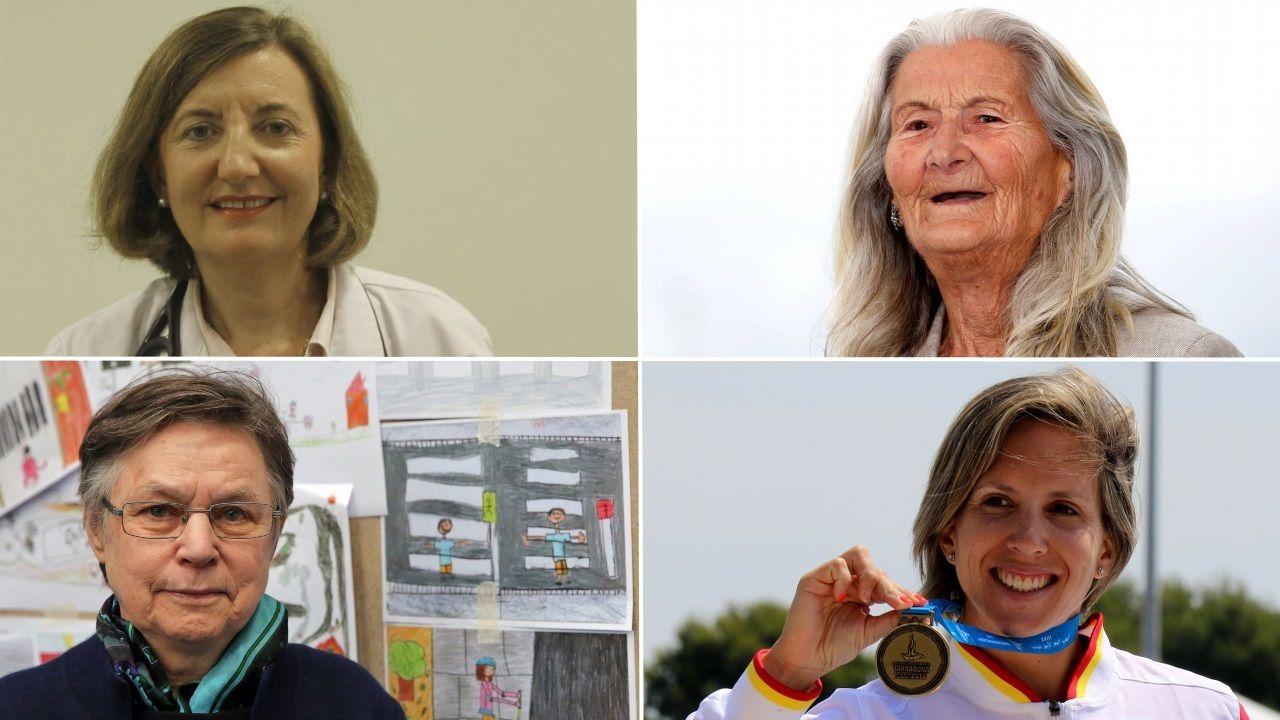 Ellos son las Medallas Castelao 2019