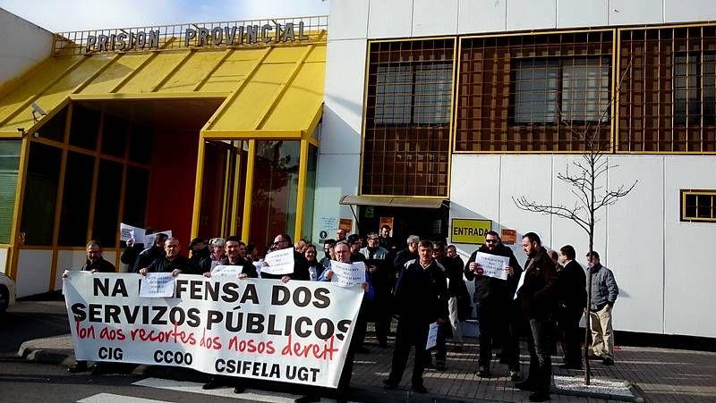 Jaume Matas vuelve a la cárcel.El director xeral de Xustiza visitó esta semana el juzgado de paz de Curtis