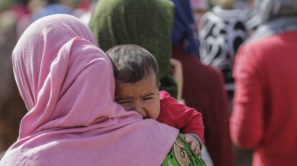 Obama dice que Merkel está en el lado correcto de la historia en la crisis de los refugiados