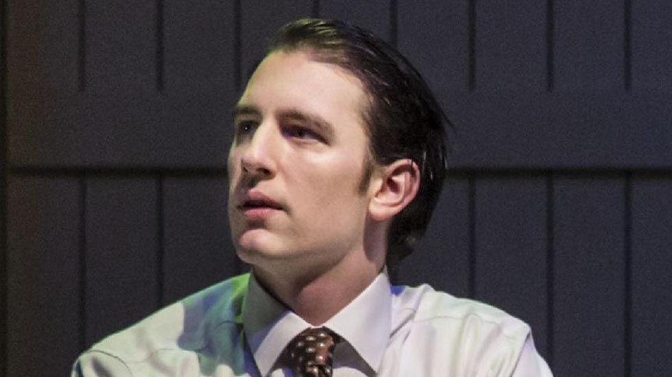 Una imagen del espectáculo de «The Hole».Edward Sayer