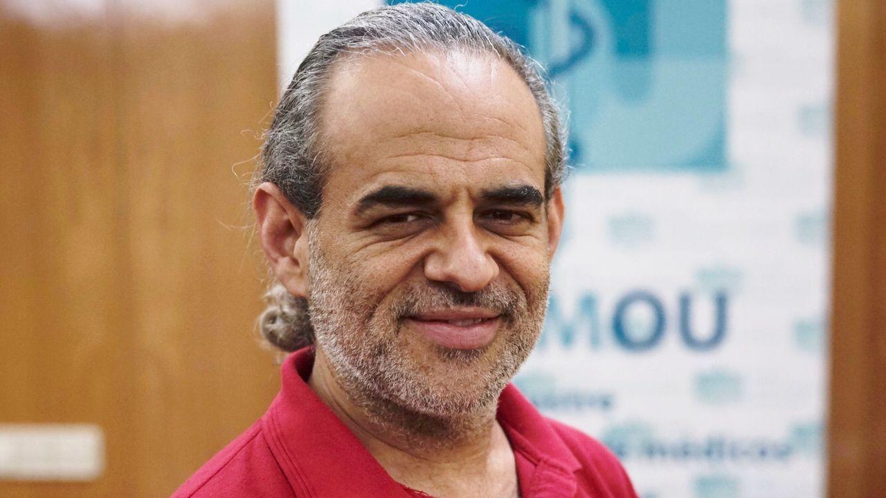 Pacual Caballero es coordinador internacional de casos clínicos en una plataforma de telemedicina