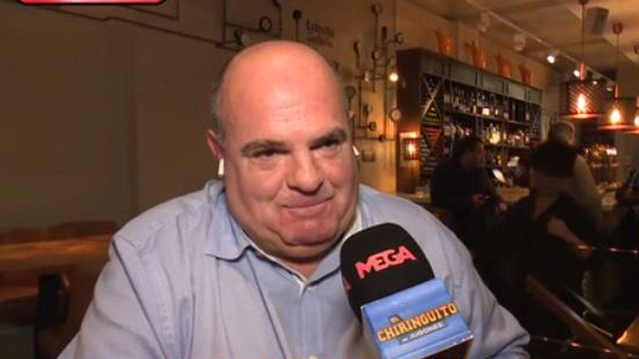 Juan, padre del futbolista Juan Mata