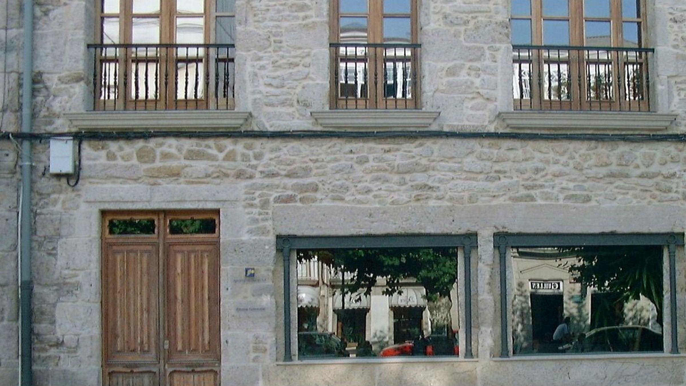 Antigua sede de Electra del Jallas