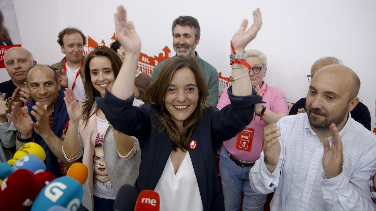 ¿Quién es quién en el gobierno del partido socialista?.Inés Rey. Alcaldesa. Asumirá Barrios, Seguridade y Normalización Lingüística
