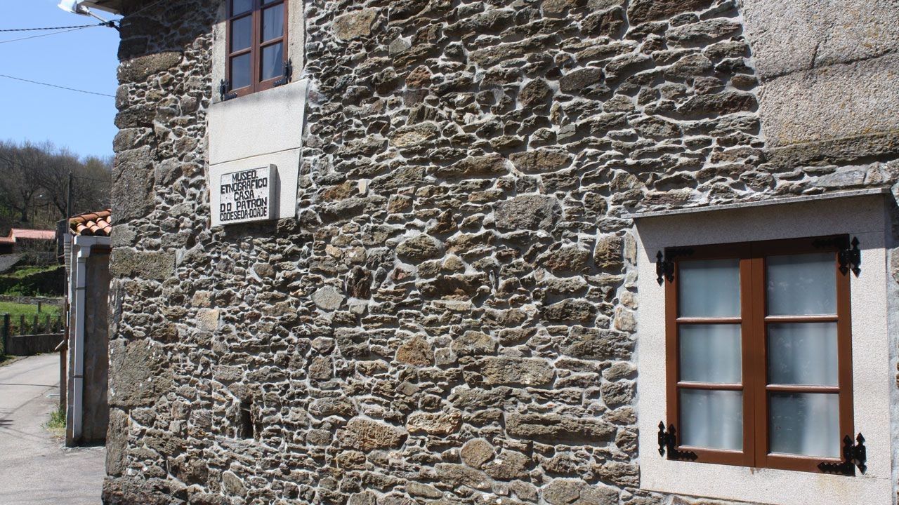 Casa do Patrón