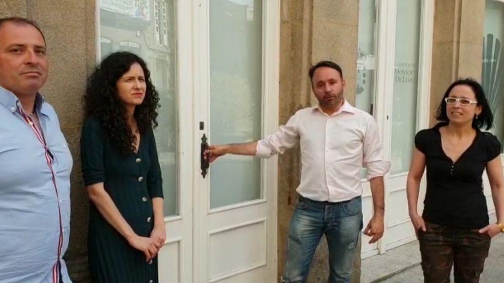 Los candidatos de PP de Monforte y sus propuestas para el Hotel Comercio