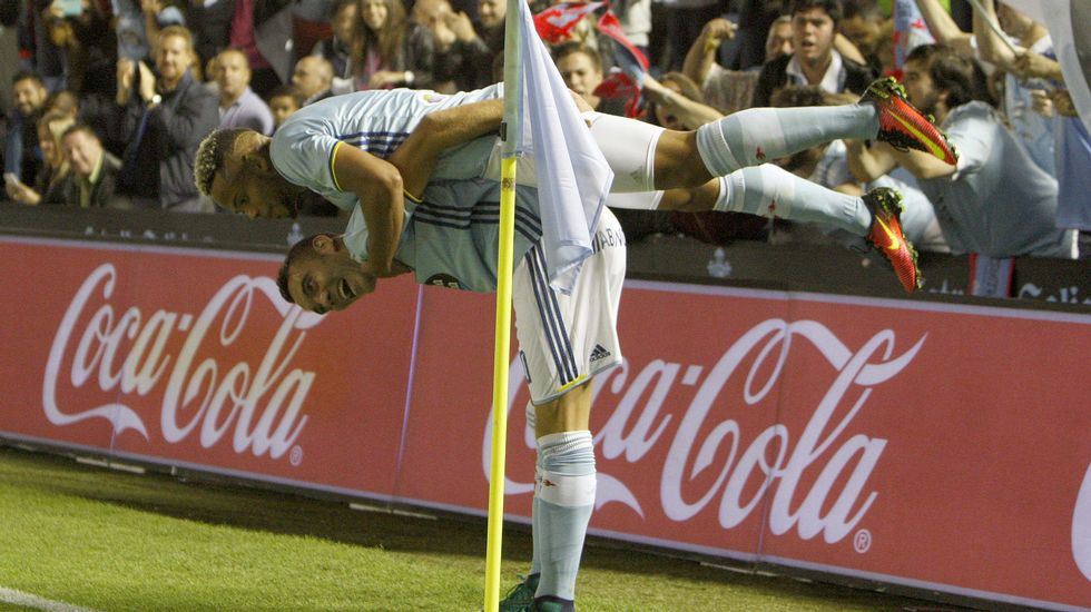 Las mejores imágenes del Celta - Barcelona