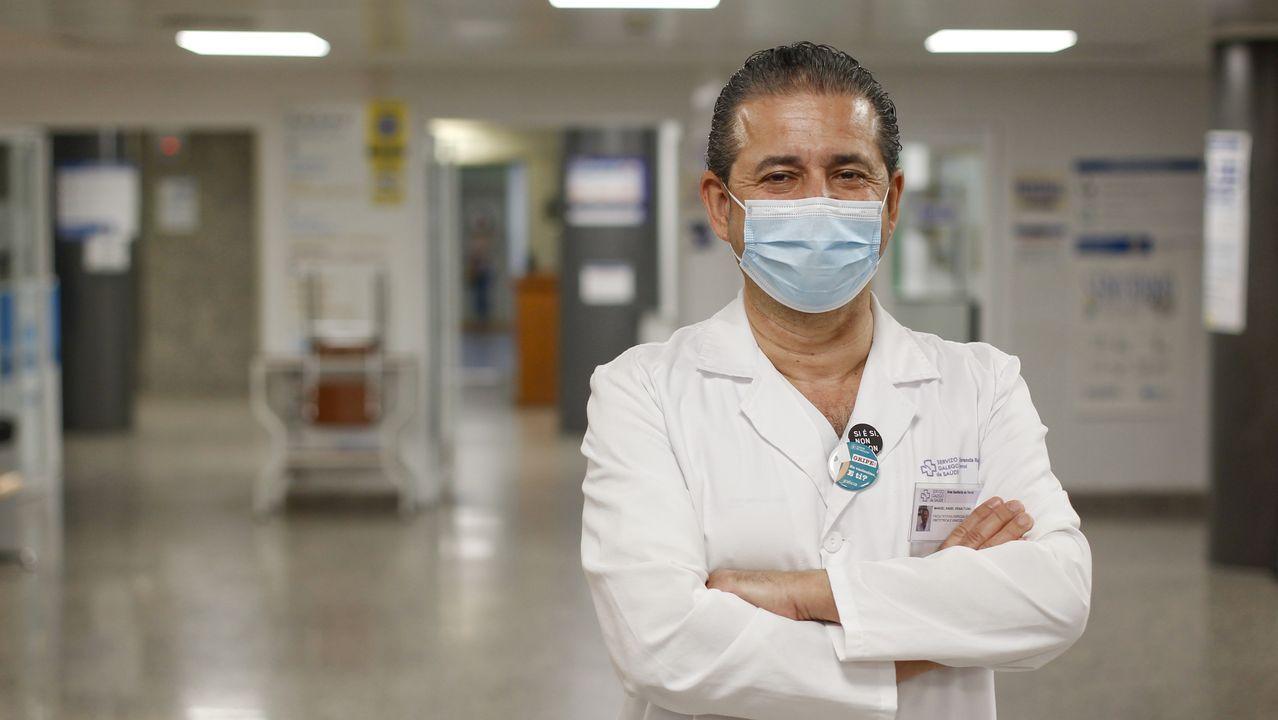 El facultativo considera que hay mucha presión sobre los centros de salud