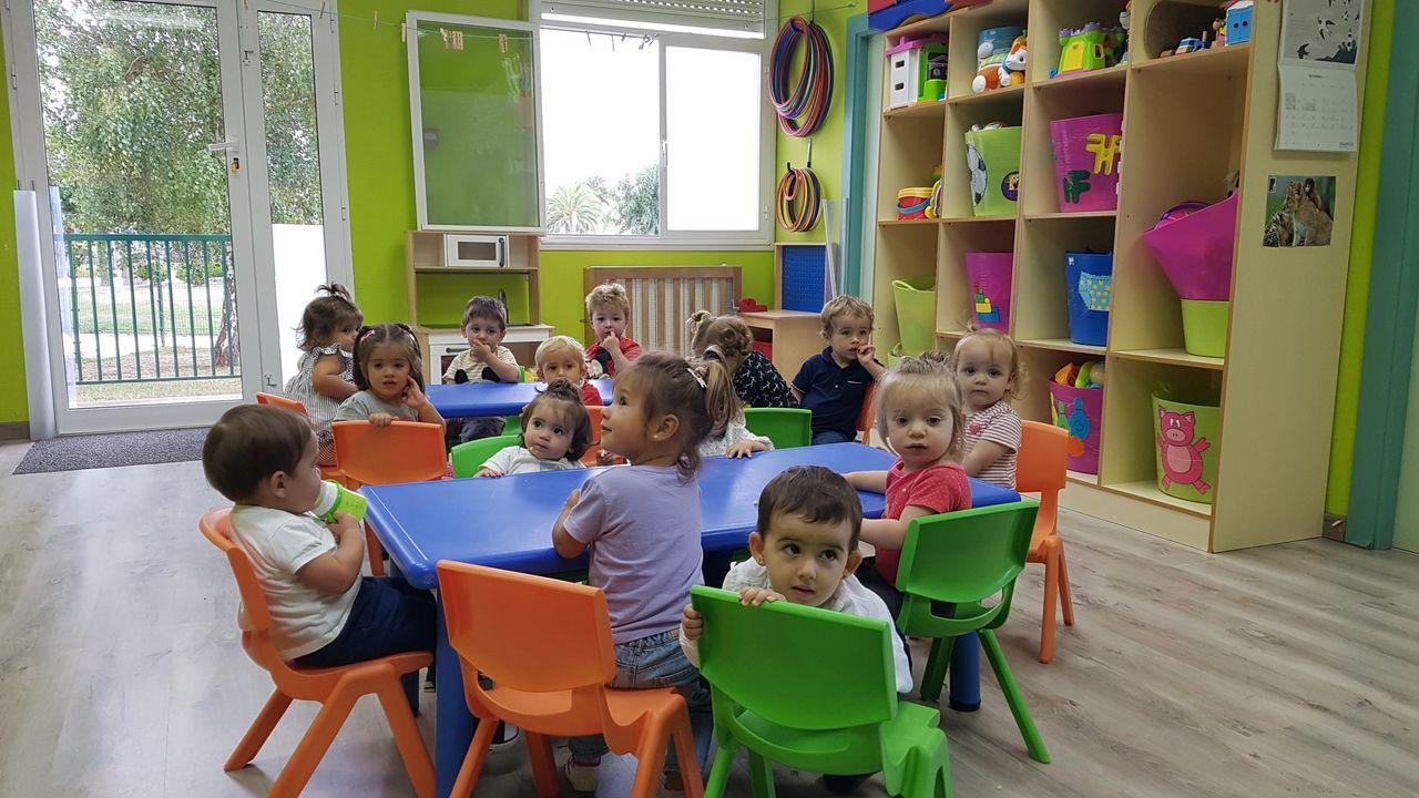 Imagen de archivo de una escuela infantil en Cervo