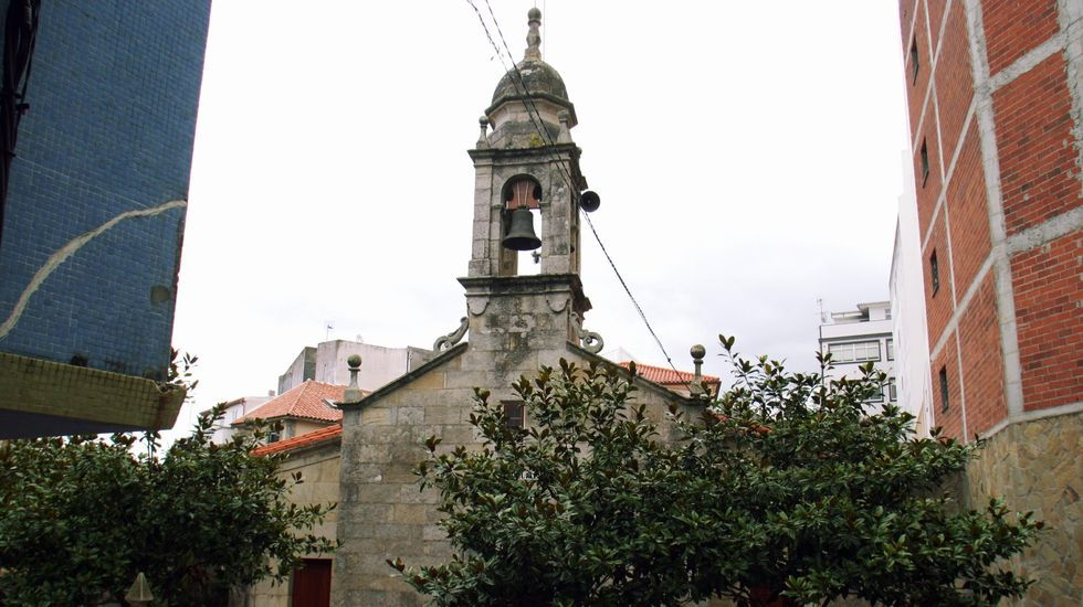 Pedra Longa, una tala polémica.Victorina de Vilar (informante de Dorothé) e María de Fetós, ambas de Carnota, nun fotograma do documental