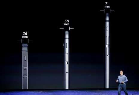 Demostración de cómo funciona el sistema Apple Pay.