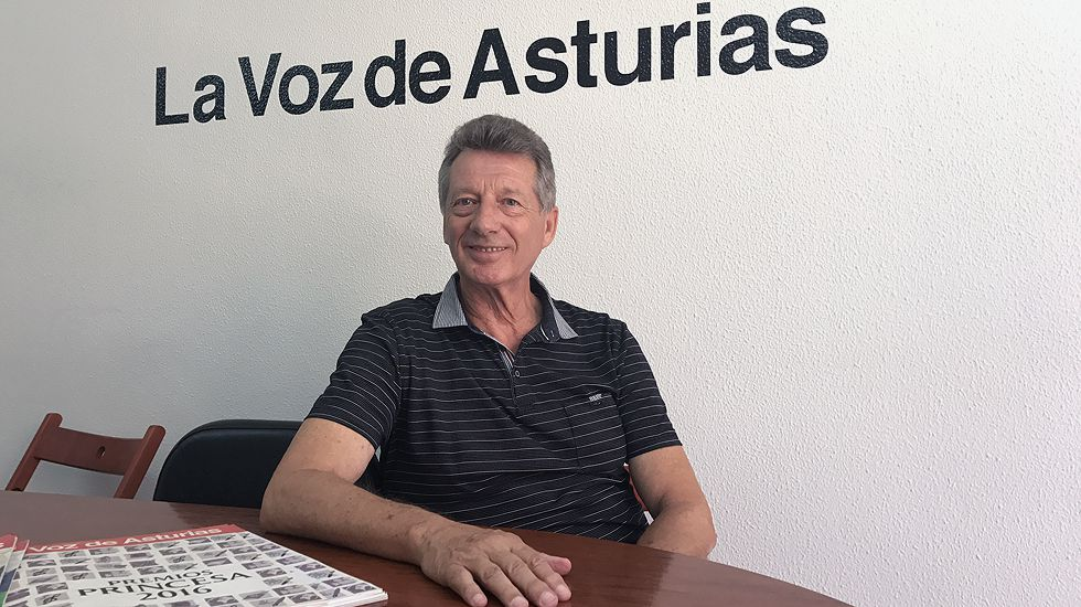 El presidente del Comité Organizador del Descenso Internacional del Sella (CODIS), Juan Manuel Feliz.El presidente del Comité Organizador del Descenso Internacional del Sella (CODIS), Juan Manuel Feliz