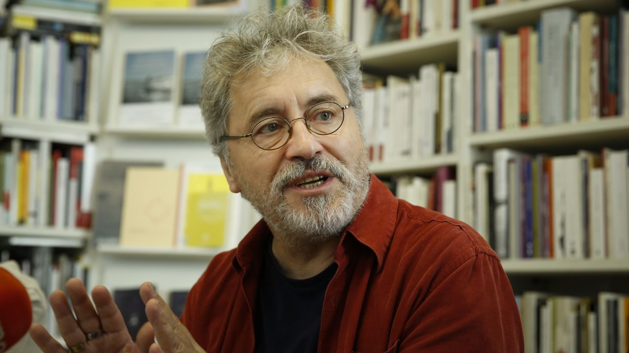 El perfil de Ignacio Cuesta.Siri Hustvedt