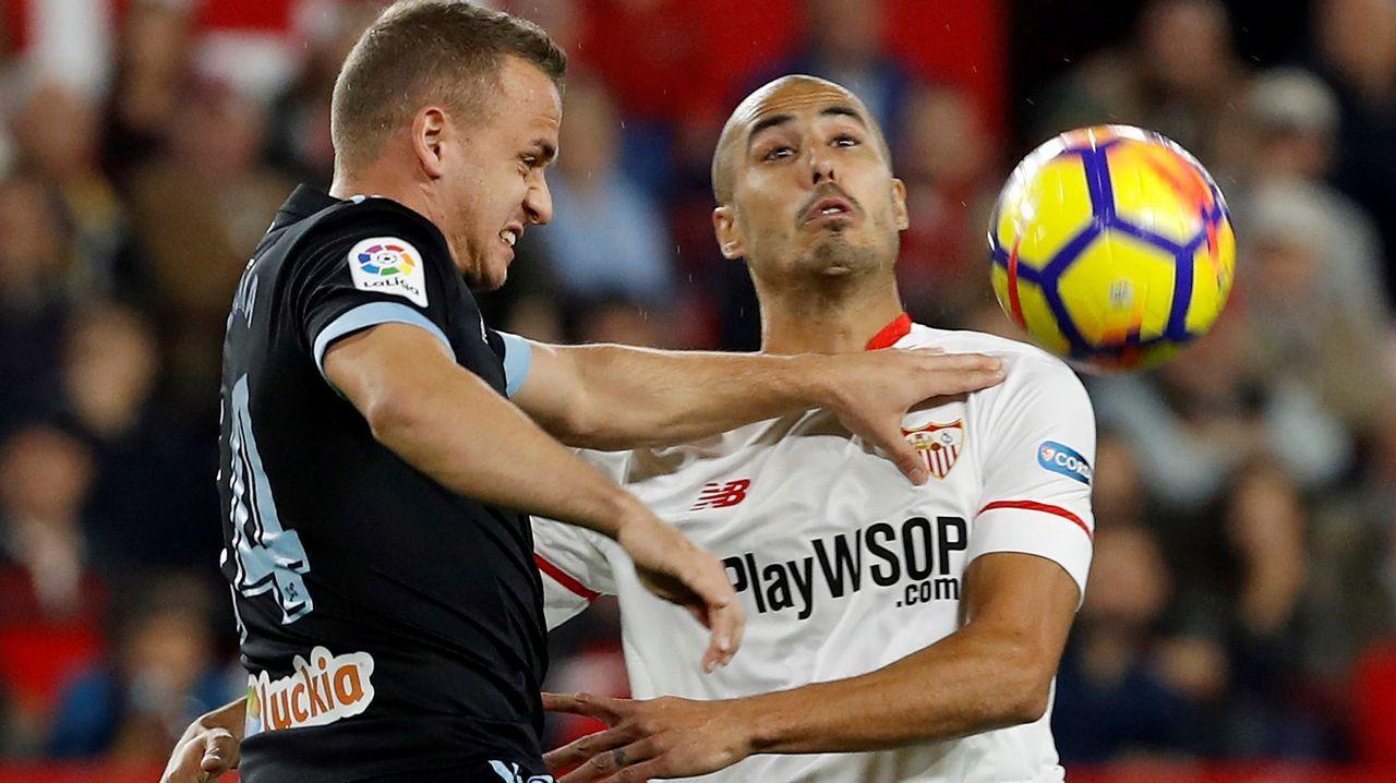 Sevilla 2 - Celta 1 (18 de noviembre)