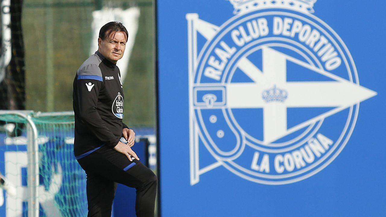 Deportivo - Leganés, en imágenes