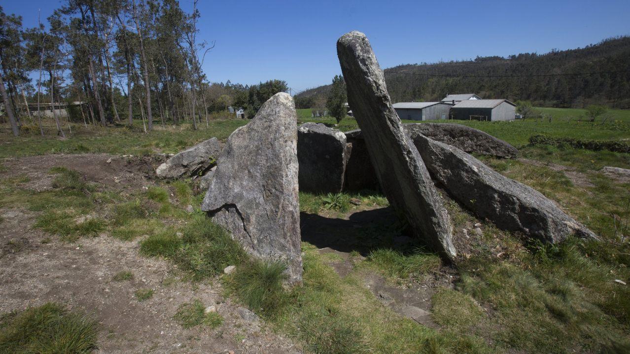 Generar energía manteniendo un compromiso verde.Dolmen de Pedra Cuberta