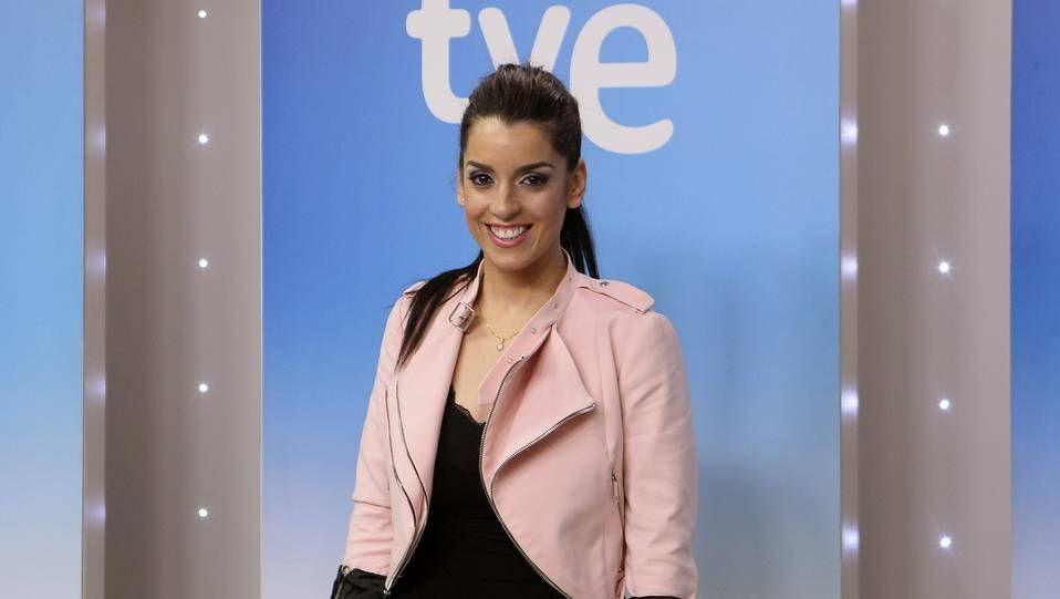 Pitada a Rusia en Eurovisión.Ruth Lorenzo durante una actuación en Holanda el pasado 6 de abril