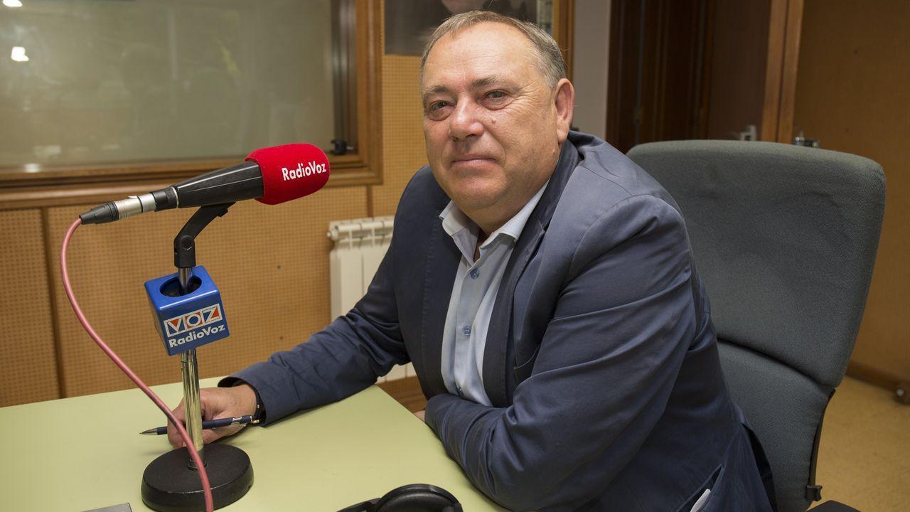 «En Galicia hace falta un Amancio Ortega del 3D».AMANCIO ORTEGA