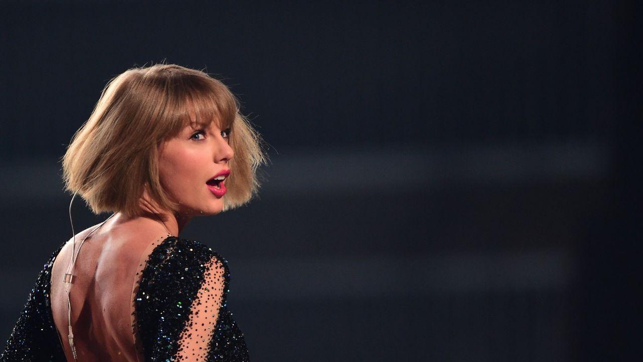 Todas las imágenes del concierto de Rosalía en Santiago.Taylor Swift