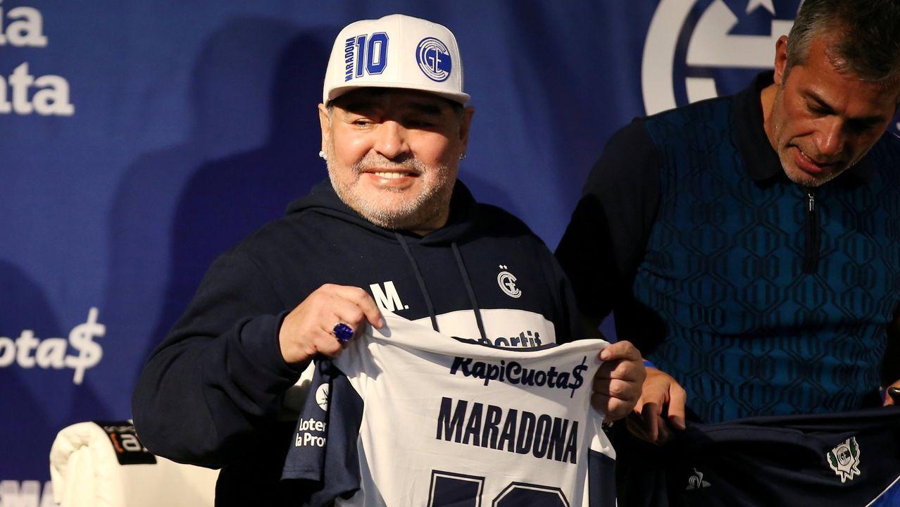 El Gimnasia y Esgrima La Plata se convierte en el último club que dirigió