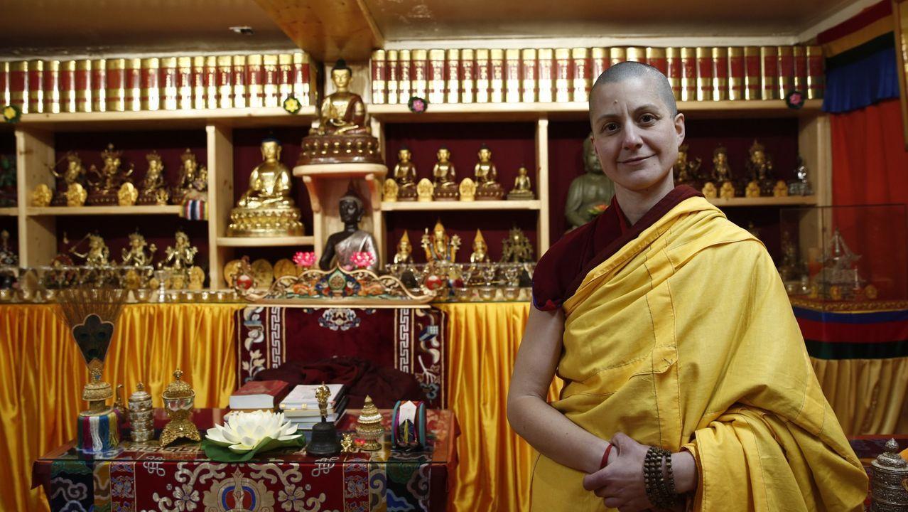 Monasterio budista de San Amaro