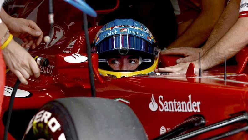El Gran Premio de Bahréin, en fotos