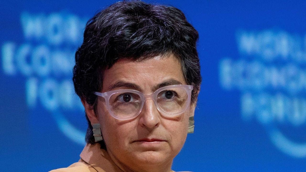 Arancha González Laya, ministra de Asuntos Exteriores, UE y Cooperación