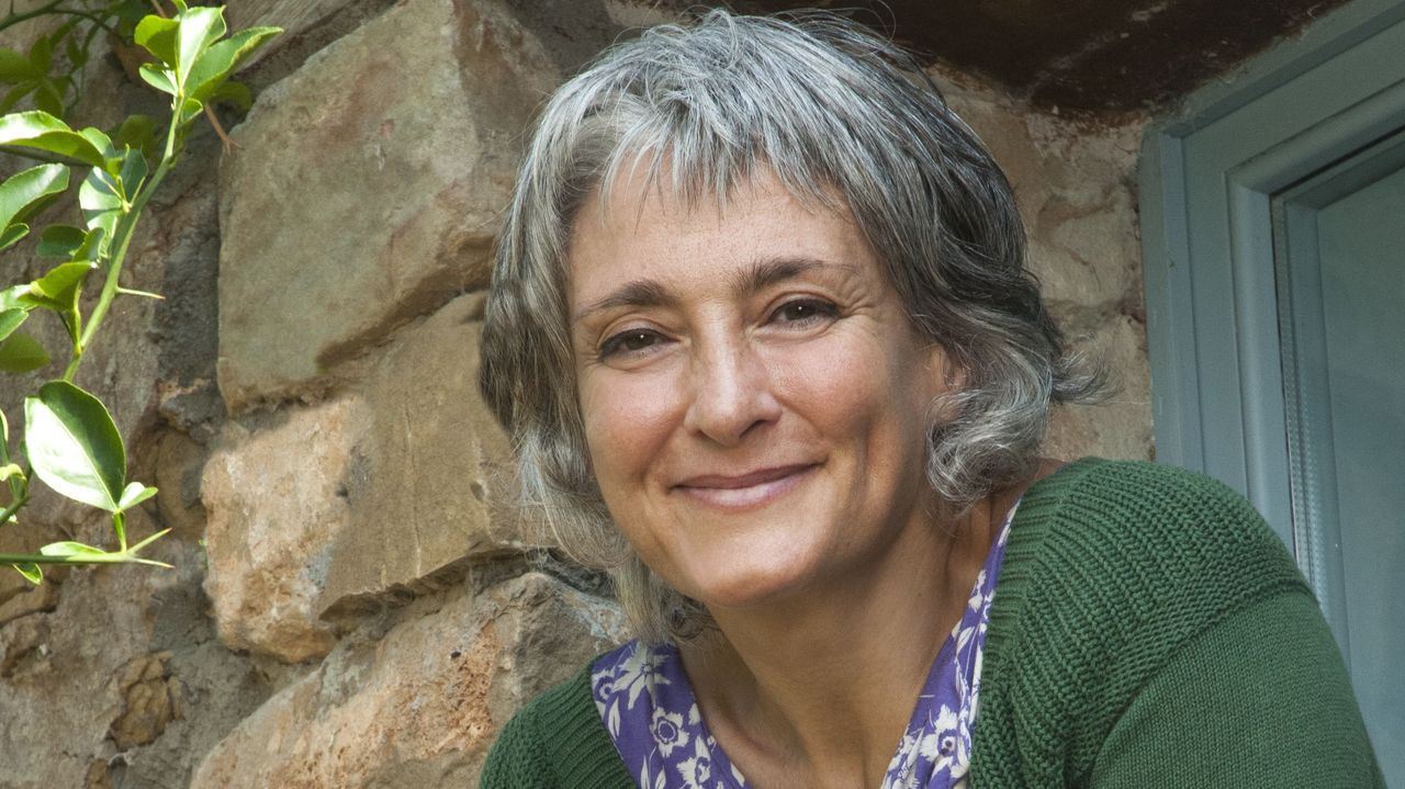 Heike Freire, autora de «¡Estate quieto y atiende!»