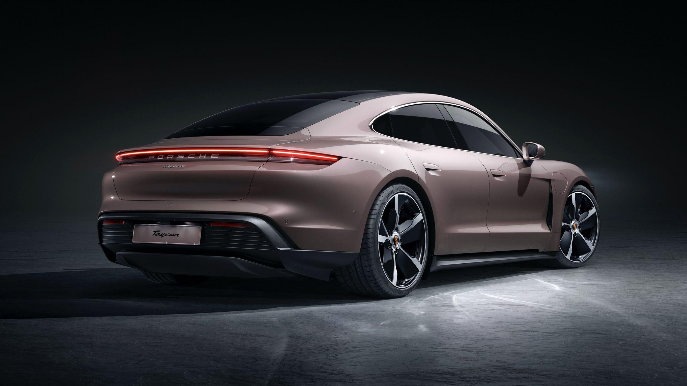Taycan, el nuevo modelo de Porsche