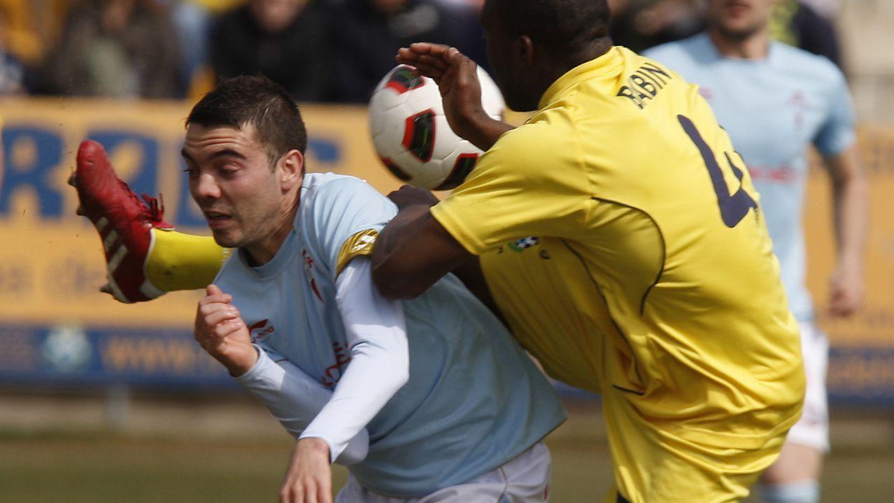 66 - Alcorcón-Celta (1-0) el 6 de marzo del 2011