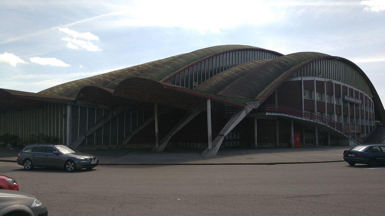 Palacio de los Deportes de Oviedo
