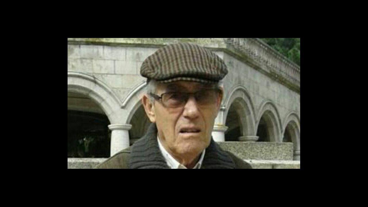Anciano desaparecido en Fisteus, Curtis