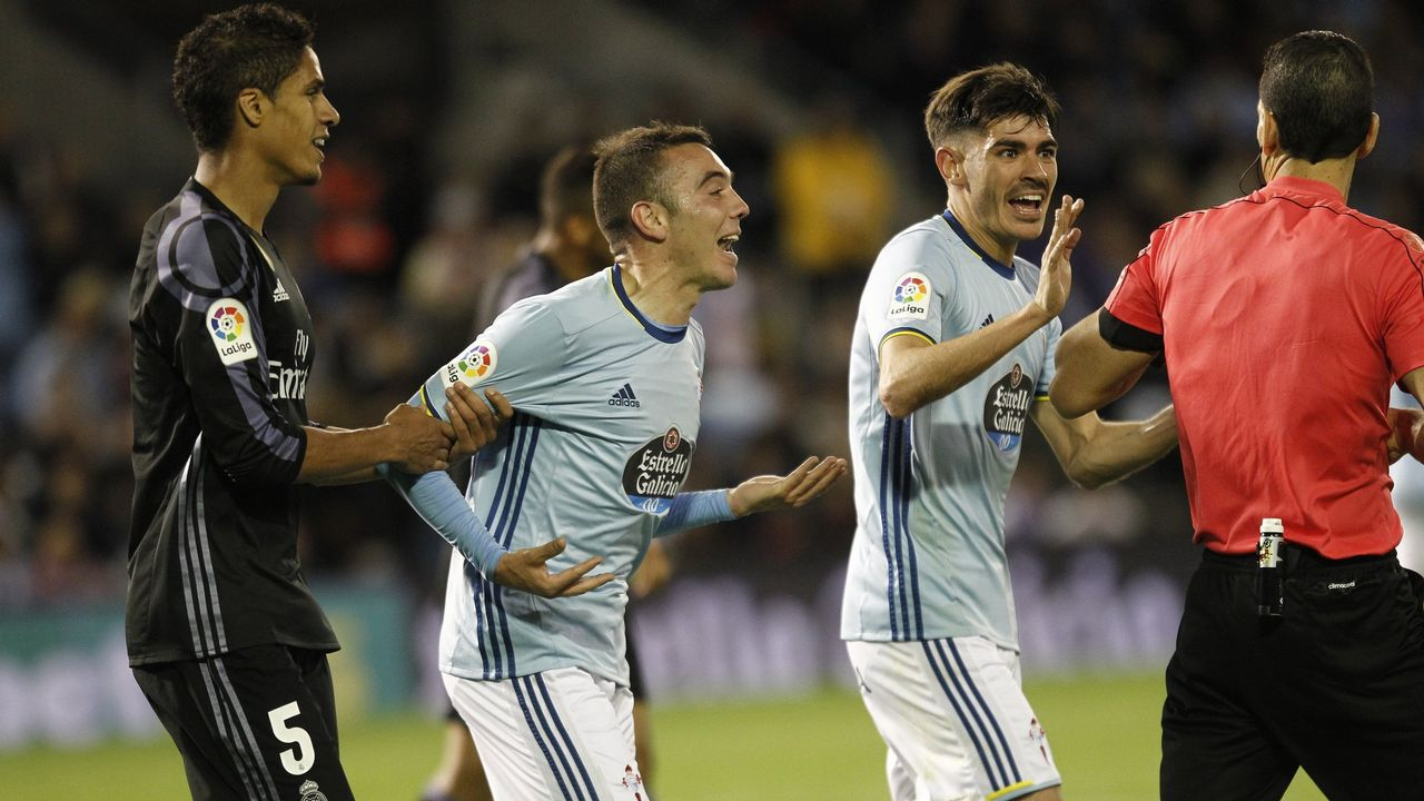 241 - Celta-Real Madrid (1-4) en Primera el 17 de mayo del 2017