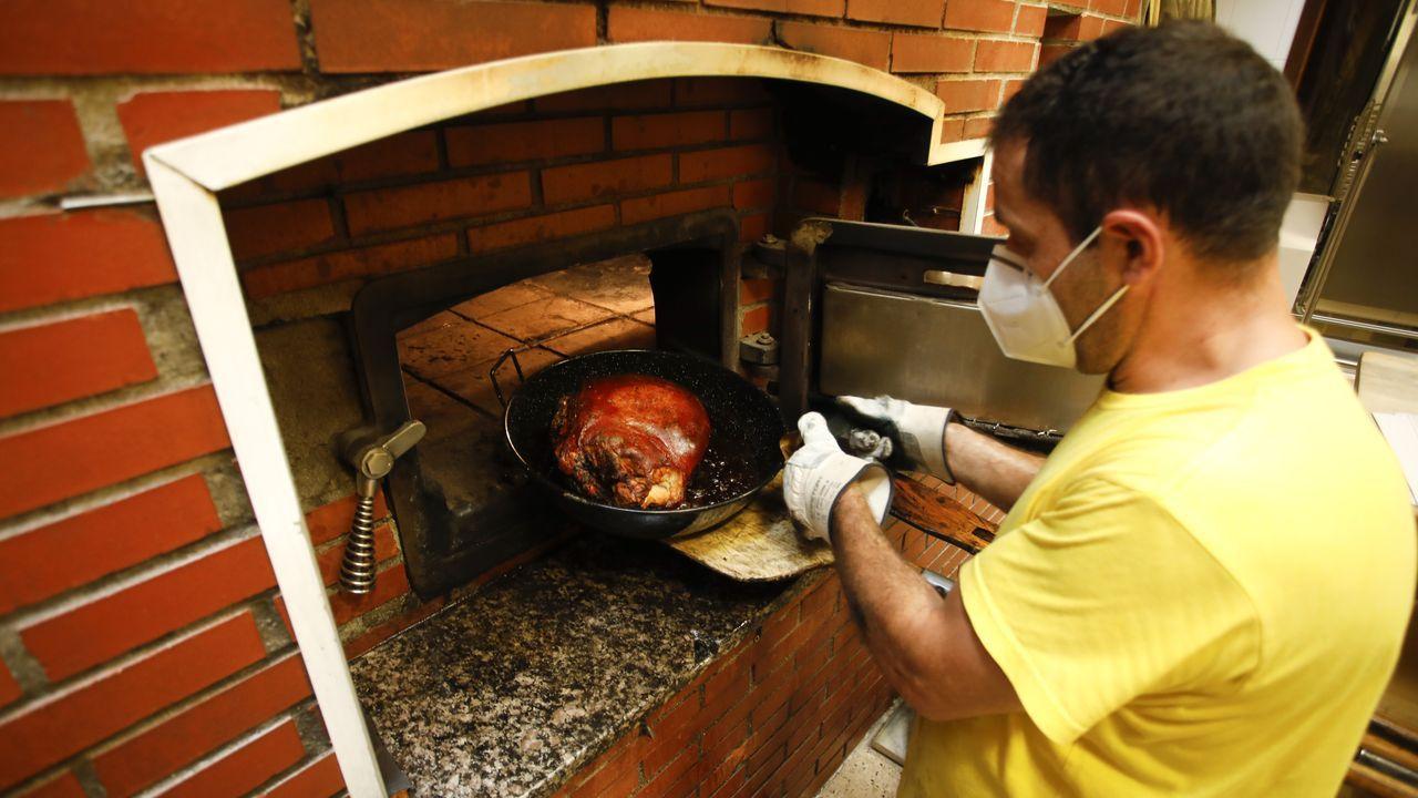 Panadería Muriato en Meira