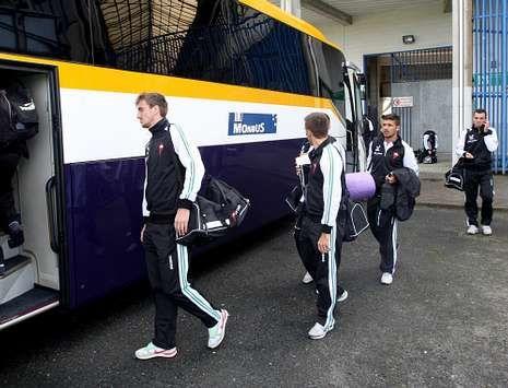 El Racing confía en no tener que volver a viajar a Gijón para jugar los 45 minutos que faltan.